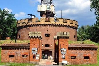 Świnoujście Atrakcja Muzeum Fort Anioła
