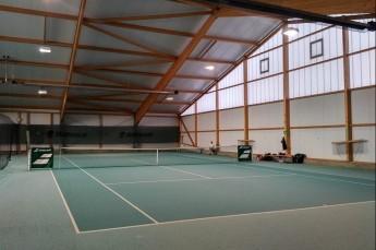 Świnoujście Atrakcja Tenis OSiR Wyspiarz