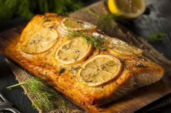 Międzyzdroje Restauracja Smażalnia ryb desery polska ryby i owoce morza Złoty Sandacz